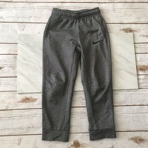NIKE Dri-Fit Gray Sweat Pants
